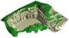 3D model projektovaného stavu po sanaci ložiska