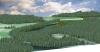 3D model rekulivovaného ložiska štěrkopísku
