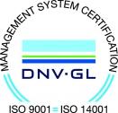 ISO 9001 a 14001